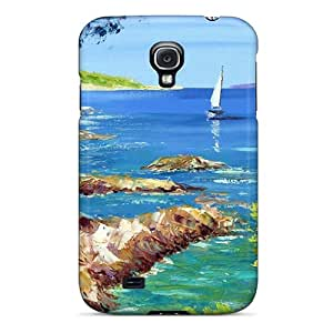 Hot Tpu Covers Cases For Galaxy/ S4 Cases Covers Skin - La Voile Blanche