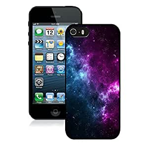 Customized Galaxy Iphone 5 5s Case Black Cover