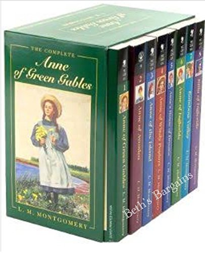 The Complete Anne of Green Gables Collection