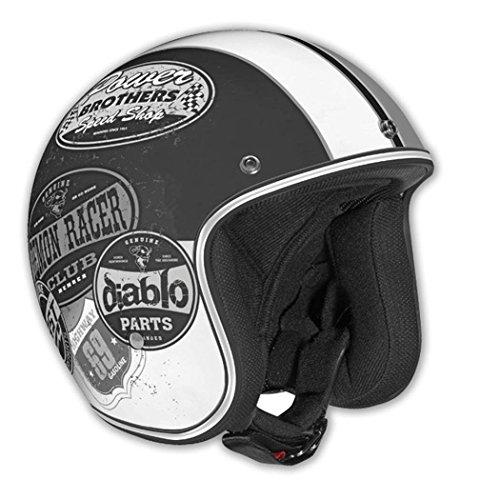 Cafe Racer Helmet - 7