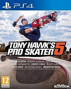 "Afficher ""Tony Hawk's pro skater 5"""