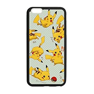 iPhone 6 Plus Case, [Pokemon] iPhone 6 Plus (5.5) Case Custom Durable Case Cover for iPhone6 TPU case(Laser Technology)