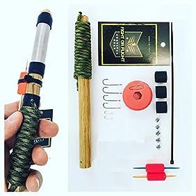 Outcast Survival Fishing Kit