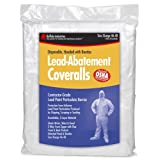 Buffalo Industries (68442) Lead Abatement Disposable Coverall - Size XL