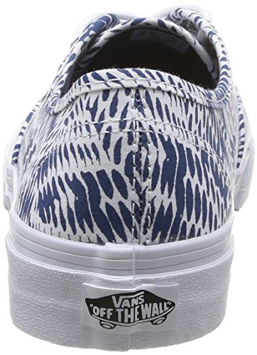 Vans Authentic Slim Mixed Geo Navy Mens 6/ Womens 7.5 cVD82Zhi8H