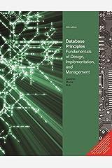 Database Principles : Fundamentals of Design, Implementation and Management Paperback