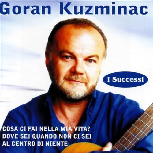 Goran Kuzminac - I successi - CD 2000 - cover