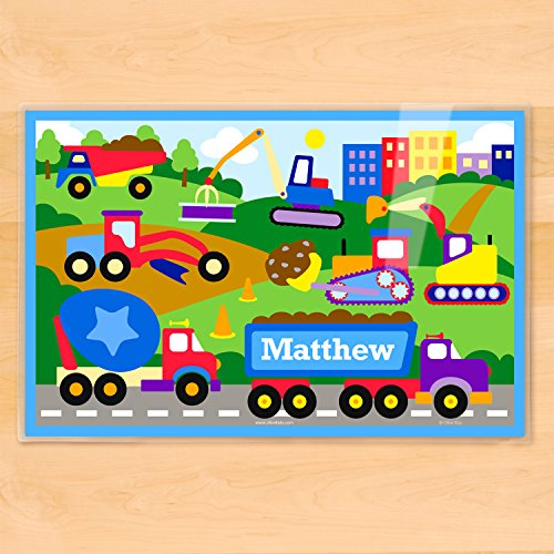 Olive Kids Construction Coordinating Personalized product image