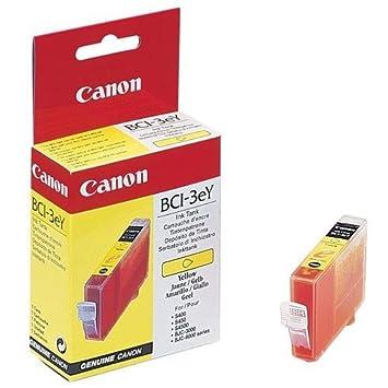 Impresora, tinta CANON S400 tintas altanque amarillo BCI3eY ...