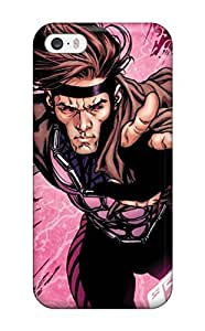 High-quality Durable Protection Case For Iphone 5/5s(gambit X Men )
