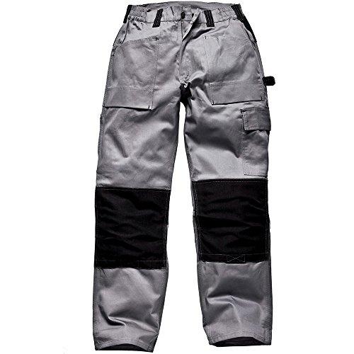Dickies WD4930 GYB30T GDT 290 Pantalon Taille 90 Gris/Noir
