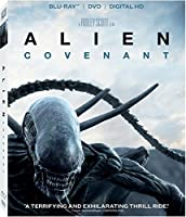 Alien: Covenant [Blu-ray] from 20th Century Fox