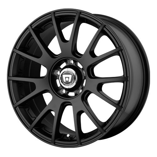 Motegi Racing MR118 Matte Black Finish Wheel (18x8