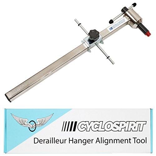 CycloSpirit Derailleur Hanger Alignment (Bike Alignment Tool)