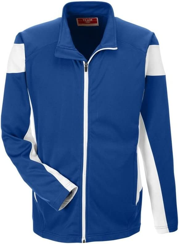Ash City Apparel Team 365 Mens Elite Performance Full-Zip