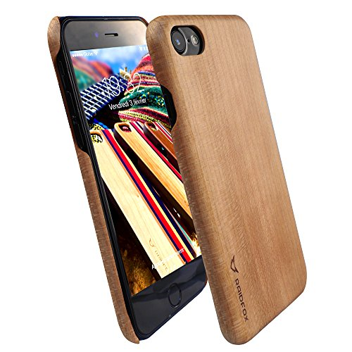 Faceplate Cover Case Wood - 7