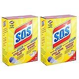 S.O.S. Steel Wool Soap Pads 20 pads