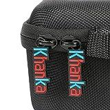 Khanka Hard Storage Case for Black+Decker LDX120C