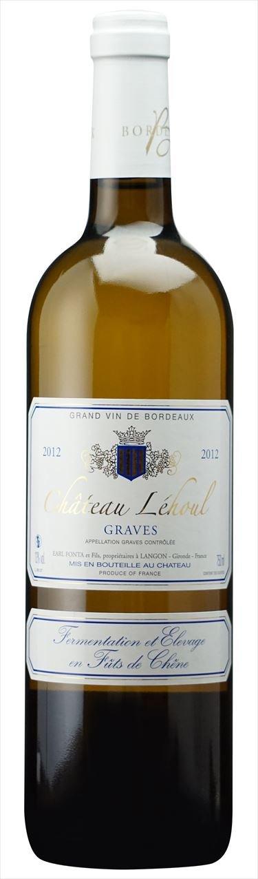 【フランスボルドー】 Chateau Lehoul B075FQFWZF Blanc Blanc Futs Futs de Chene Neufs 6本ケース販売(IFB614-6) B075FQFWZF, ソロキャンプ&テントのSmile Mart:bb025aaa --- yogabeach.store