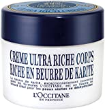 L'Occitane Moisturizing 25% Shea Butter Ultra-Rich Body Cream, 7 oz.
