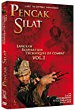 PENCAK SILAT LANGKAH, RESPIRATION & TECHNIQUES DE COMBAT VOL. 1