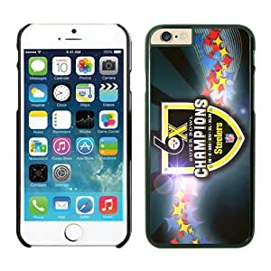 iphone 6 4.7 Cover Case Pittsburgh Steelers iphone 6 4.7 Inches Cases 28 Black TPU Protective Phone Case