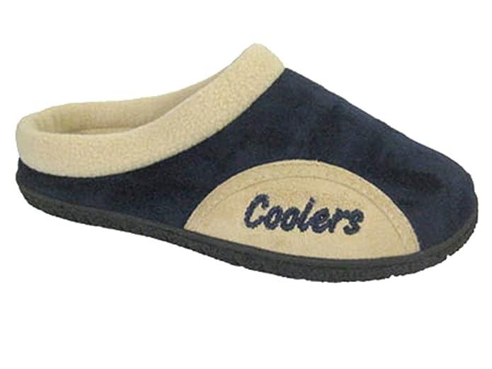 792a5e3befa9 Coolers Slip-On Mule Herren-Pantoffeln Mikrovelours-Hausschuhe  Amazon.de   Schuhe   Handtaschen