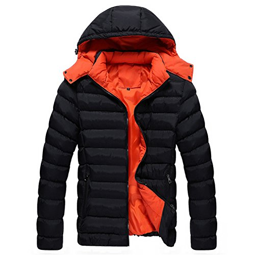 YouzhiWan007 4 Colors Plus Size M-3XL Winter Jacket Men Men's Coat Winter Brand Man Clothes Casacos Masculino 2014 Asian Size 1 XXL
