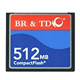 Compact Flash memory card BR&TD ogrinal camera card (512mb)
