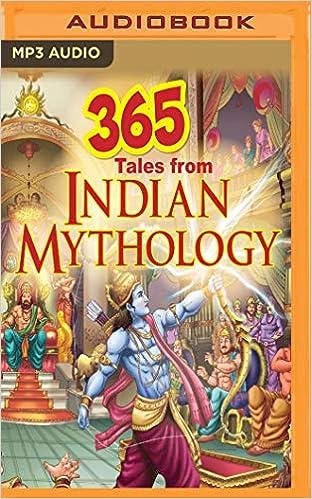 365 Tales of Indian Mythology: Om Books International, Vivek Madan