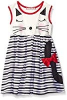 Jelly The Pug Girls' Catnap Knit Dress