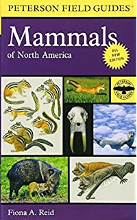 Mammalogy techniques manual 2nd edition james ryan 9781257831944 peterson field guide to mammals of north america fourth edition peterson field guides fandeluxe Choice Image