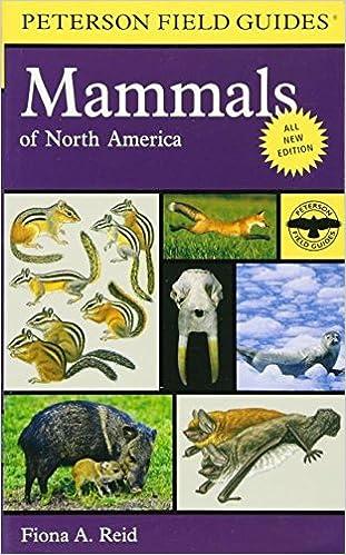 Peterson field guide to mammals of north america fourth edition peterson field guide to mammals of north america fourth edition peterson field guides fiona reid 9780395935965 amazon books fandeluxe Gallery