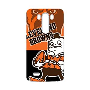 Cleaverland Browns Fahionable And Popular Back Case Cover For LG G3