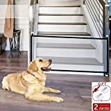 Magic Pet Gate for The House Providing a Safe