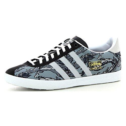 Unisex Grigio Sneakers nero Adidas Adulto Og Gazelle zqn16wx7tB