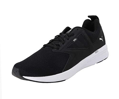 Nrgy Asteroid Black White Running Shoes