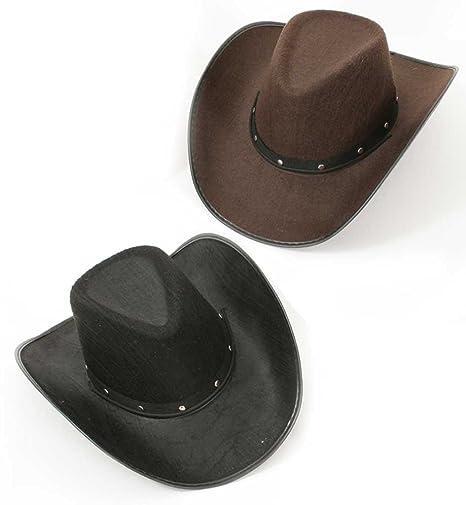 narrenwelt - Cappello da Cowboy texano 48620c747471