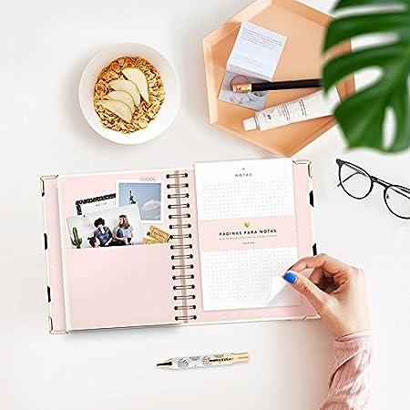 Amazon.com : Charuca - Extra Notepad for Agenda 125 x 190 mm ...