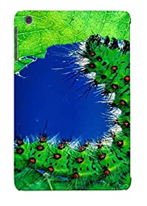 Nxlzyt-3914-xeqwlpb Faddish Animal Caterpillar Case Cover For Ipad Mini/mini 2 With Design For Christmas Day's Gift