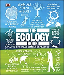 the ecology book big ideas simply explained