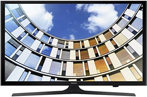 Samsung un50 m5300 soporte de 50 1080P LED SmartTV (2017 modelo) + Kit de montaje en soporte de pared con inclinación y Ultimate Bundle para 32 – 60 pulgada televisores + SurgePro