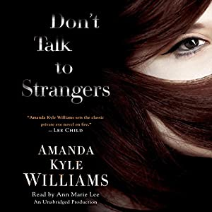 Don't Talk to Strangers Audiobook