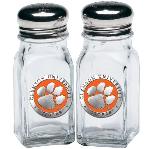 Clemson Tigers Salt and Pepper Shaker - Ncaa Salt Tigers