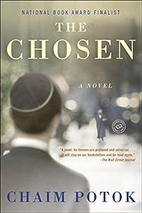 Paperback The Chosen: A Novel (Ballantine Reader's Circle) Book