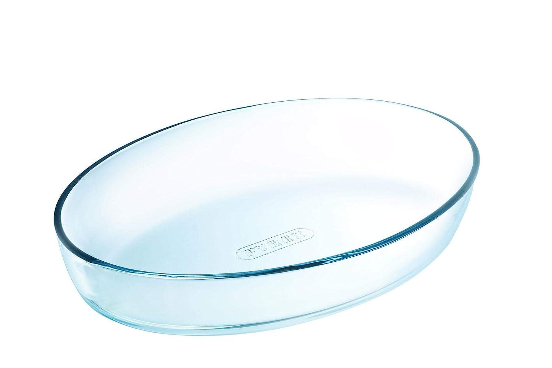 Arcuisine Oval Roaster, 4.25 Quart Pyrex 347BA00/5244