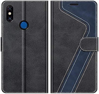 MOBESV Funda para Xiaomi Mi Mix 3, Funda Libro Xiaomi Mi Mix 3, Funda Móvil Xiaomi Mi Mix 3 Magnético Carcasa para Xiaomi Mi Mix 3 Funda con Tapa, Negro: Amazon.es: Electrónica