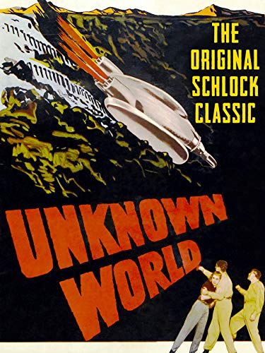 Kelloggs Terry - Unknown World - The Original Schlock Classic