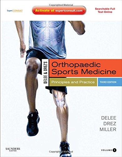 DeLee & Drez's Orthopaedic Sports Medicine: Principles and Practicies: Expert Consult - Online and P - http://medicalbooks.filipinodoctors.org