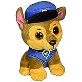 Paw Patrol Peluche Ty, Chase